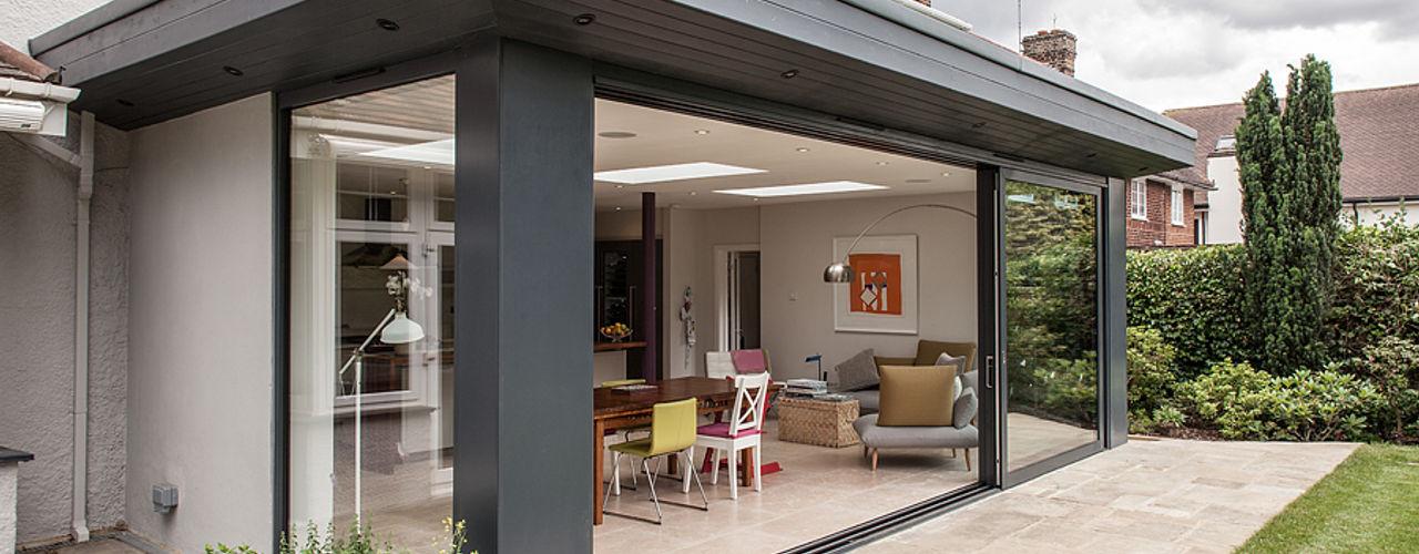 Essex Chic Nic Antony Architects Ltd Moderne huizen