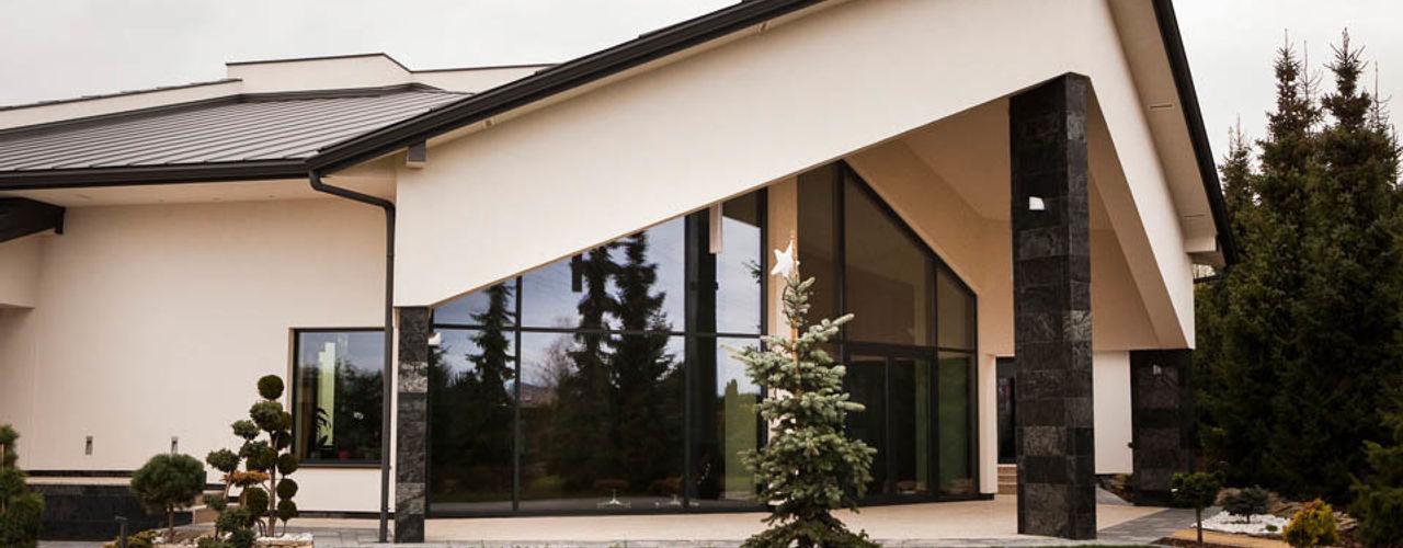 tomasz czajkowski pracownia Casas estilo moderno: ideas, arquitectura e imágenes