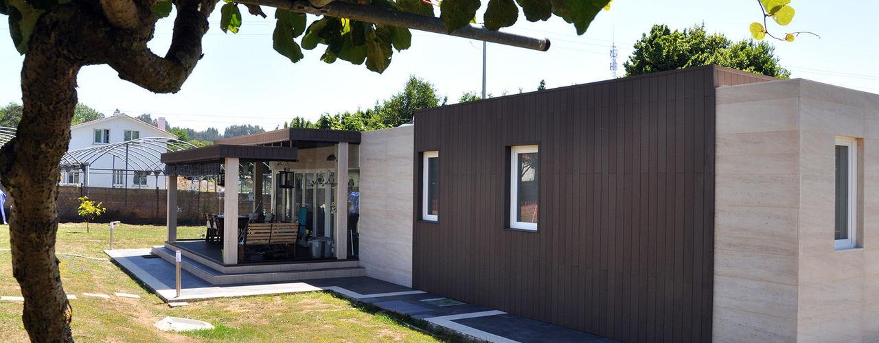 Casas Cube Modern Houses