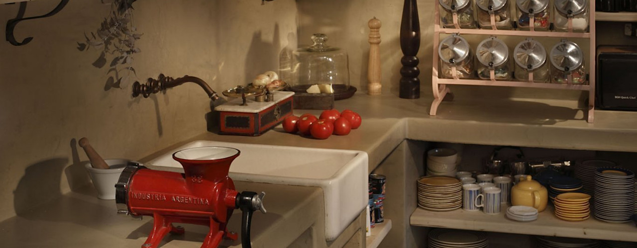 Bórmida & Yanzón arquitectos Kitchen