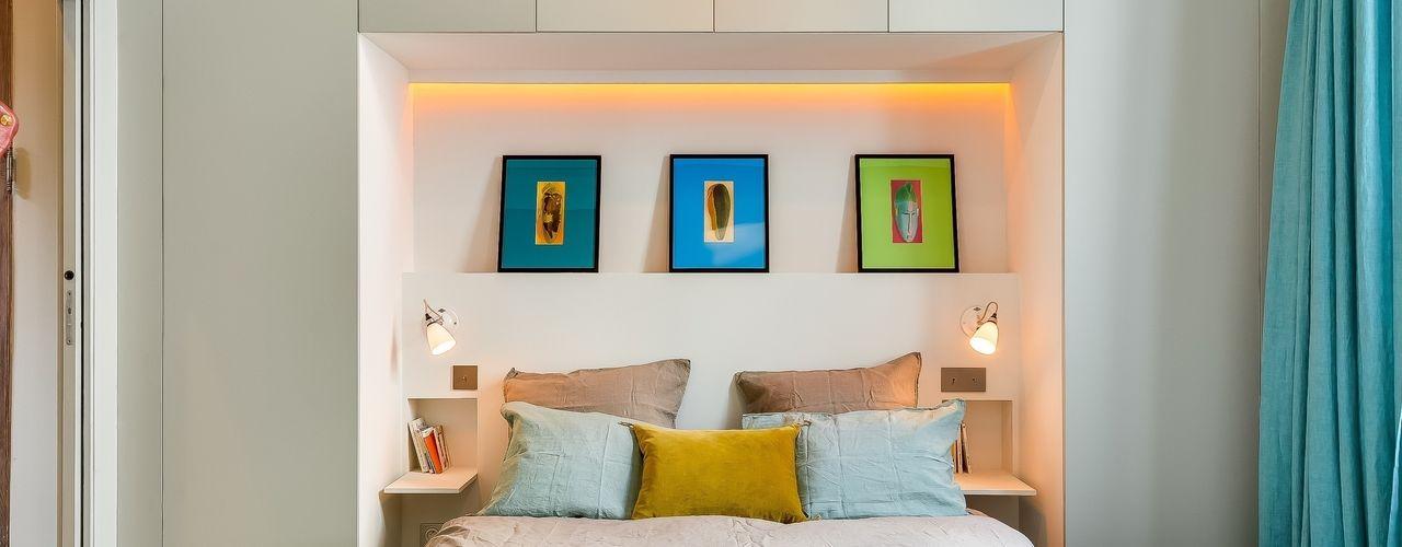 Meero Industrial style bedroom