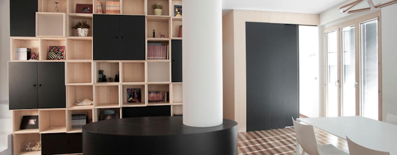Studio Zero85 Modern Living Room