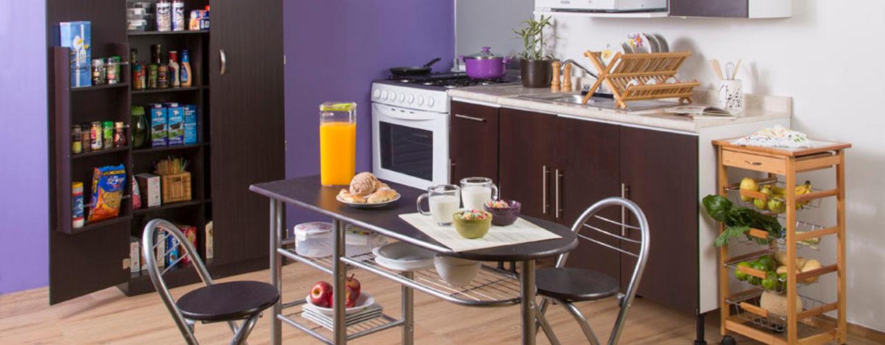 Idea Interior CocinaAlmacenamiento y despensa