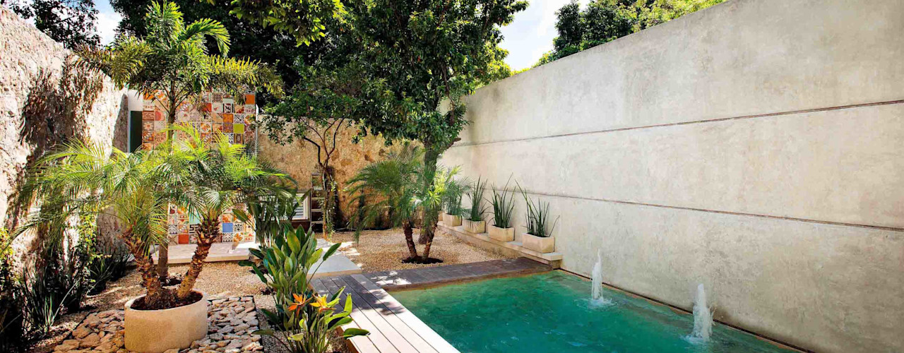 HPONCE ARQUITECTOS Pool