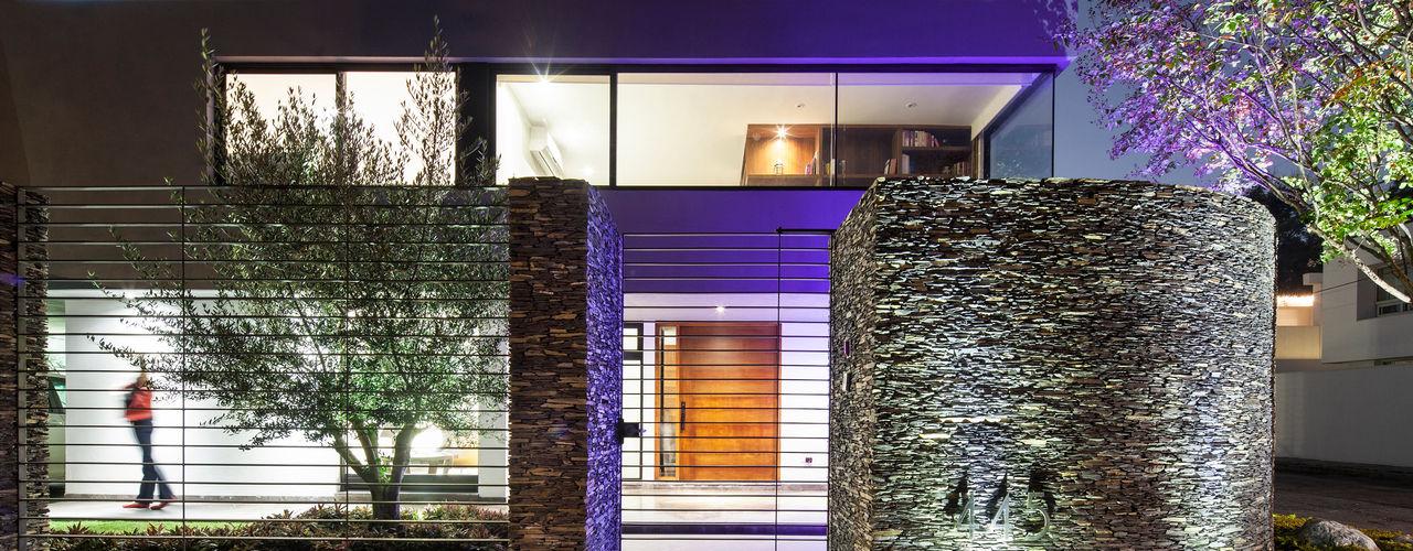 NODO Arquitectura Modern houses
