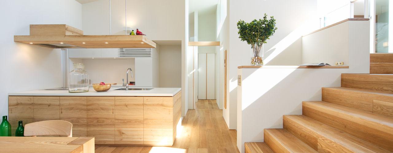 Mimasis Design/ミメイシス デザイン KücheArbeitsplatten Holz Holznachbildung