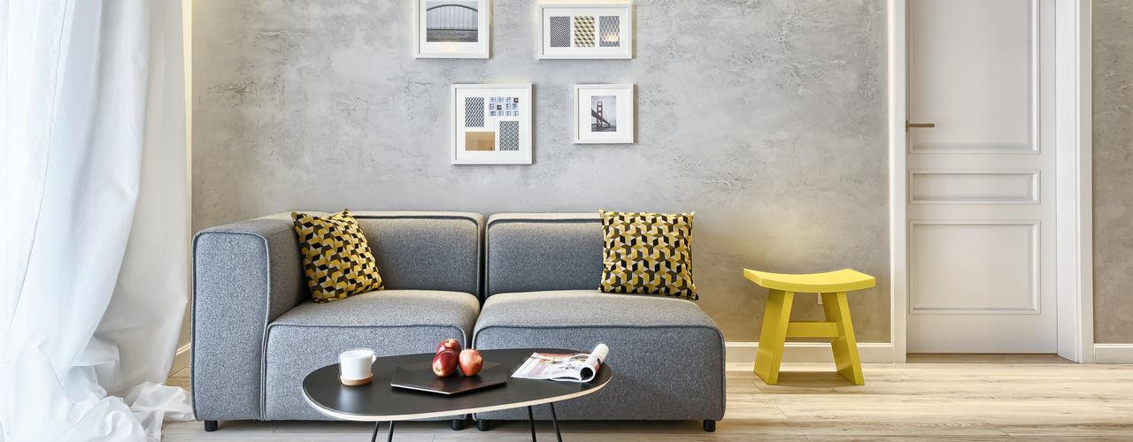 Q2Design Skandinavische Wohnzimmer