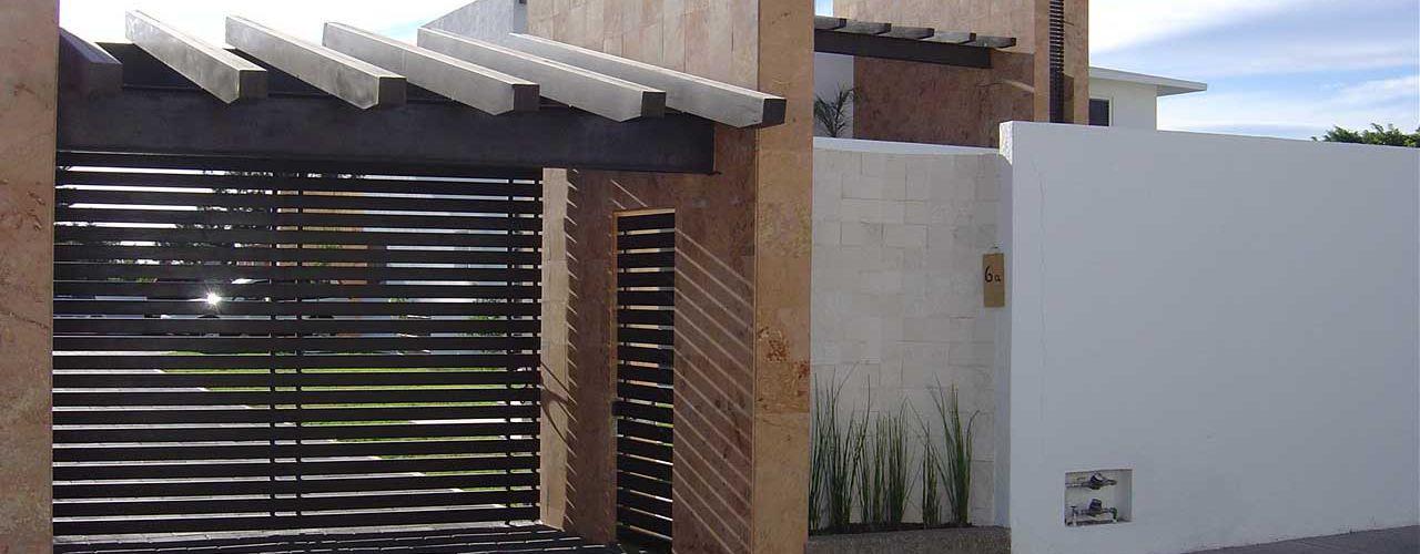 SANTIAGO PARDO ARQUITECTO Casas unifamilares