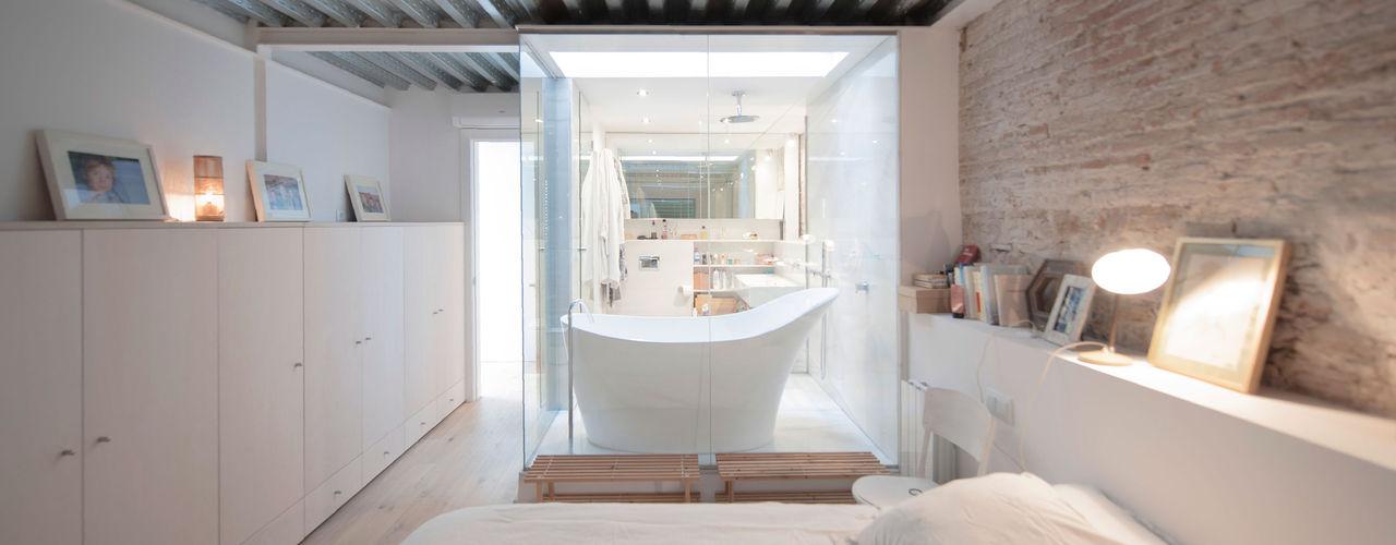 lluiscorbellajordi Modern style bedroom