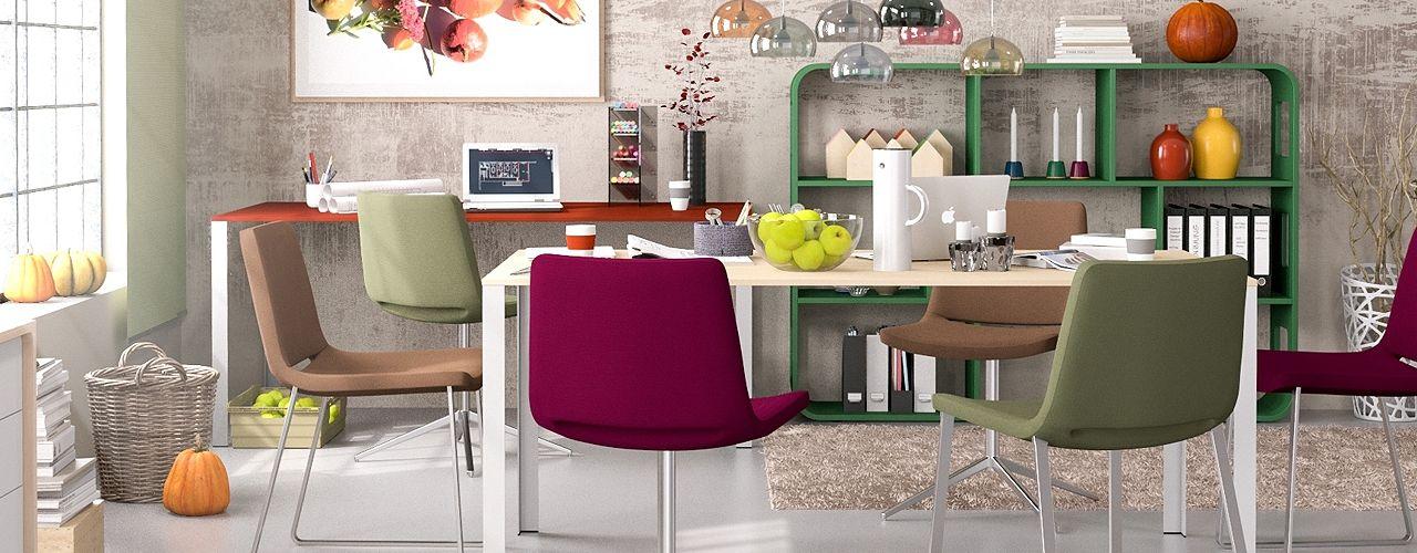 Teamwork planungsdetail.de GmbH Moderne Bürogebäude