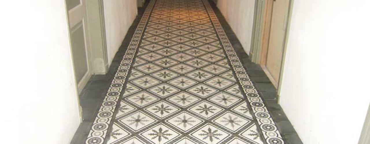 Marokkaanse cementtegels van Articima artikelnr. 400 Articima Mediterrane gangen, hallen & trappenhuizen