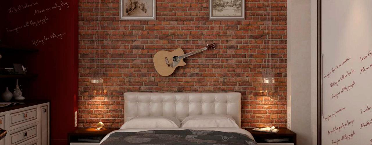 GP-ARCH غرفة نوم