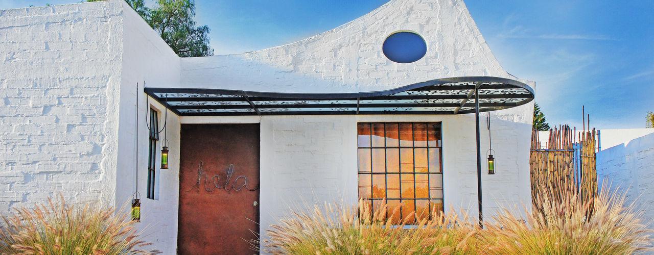 Juan Carlos Loyo Arquitectura Modern Houses