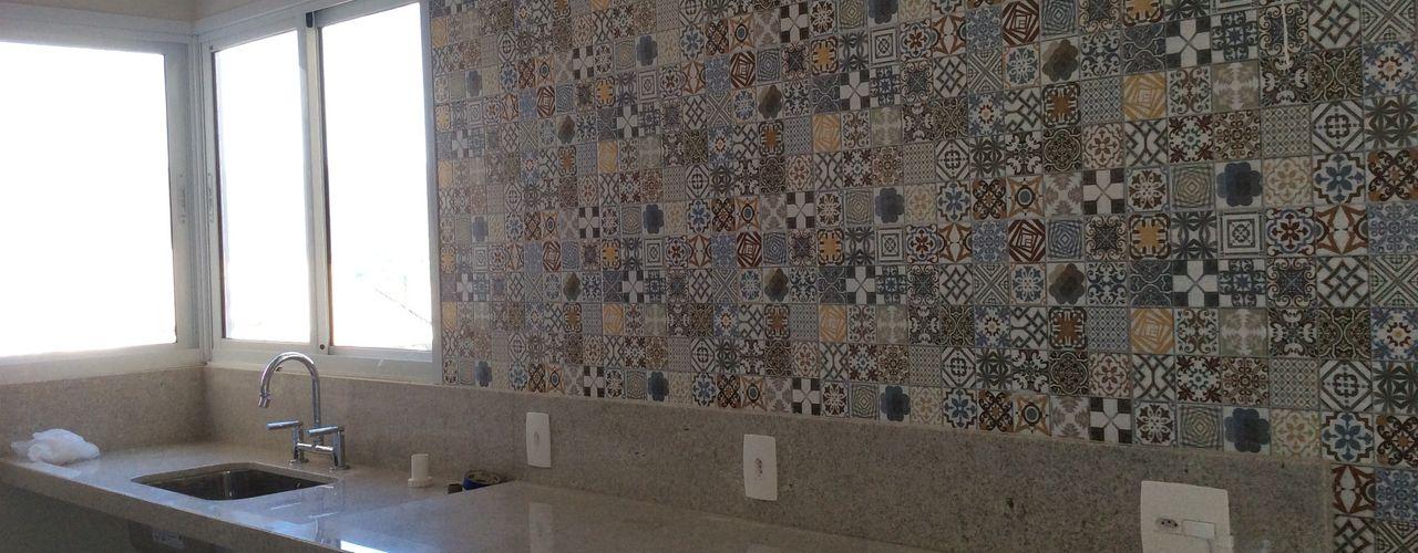 Vanda Carobrezzi - Design de Interiores Cozinhas rústicas
