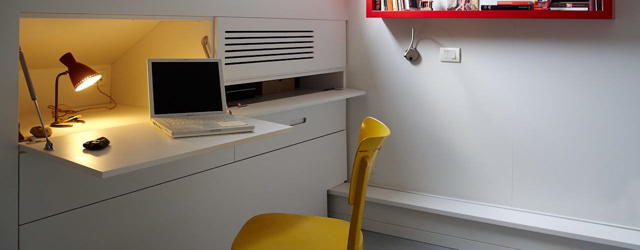 in&outsidesign Modern style study/office