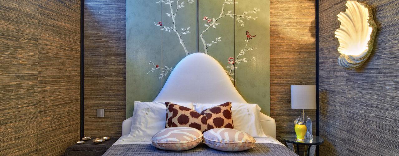 Viterbo Interior design Dormitorios de estilo ecléctico