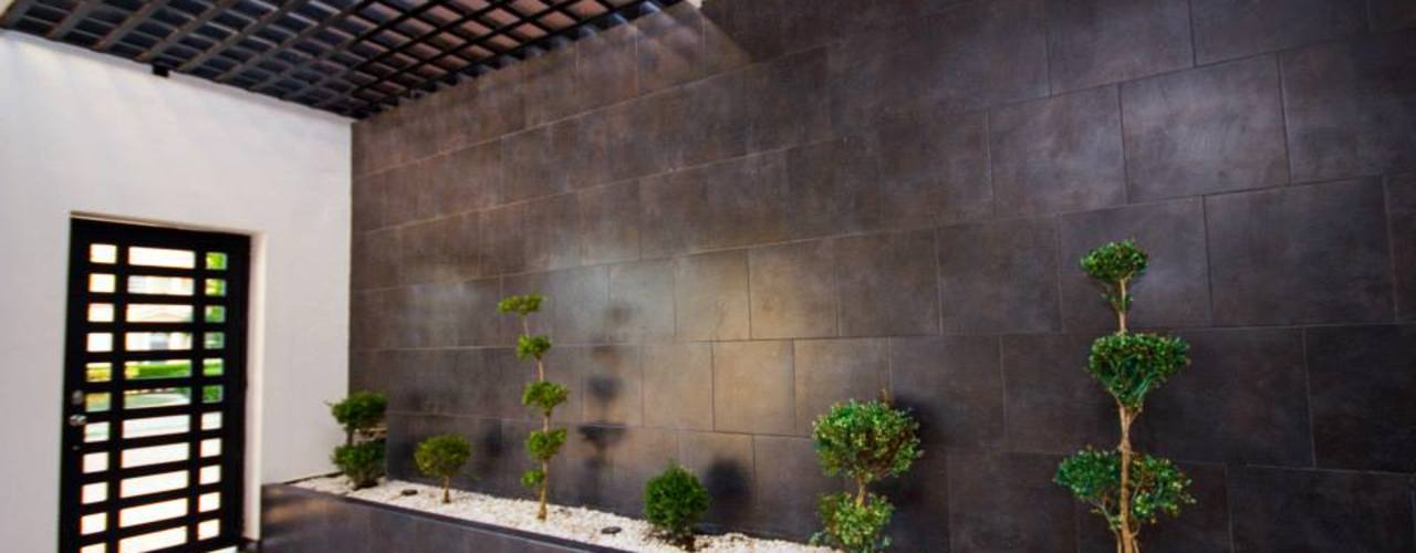 Cenit Arquitectos Garajes de estilo moderno