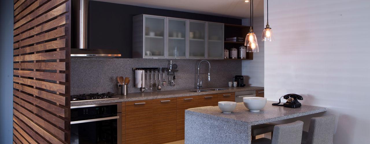 Basch Arquitectos Cozinhas modernas