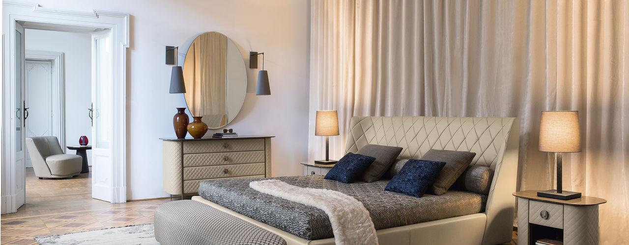 Controluce Home Lake's Villa Alberta Pacific Furniture Kamar Tidur Klasik