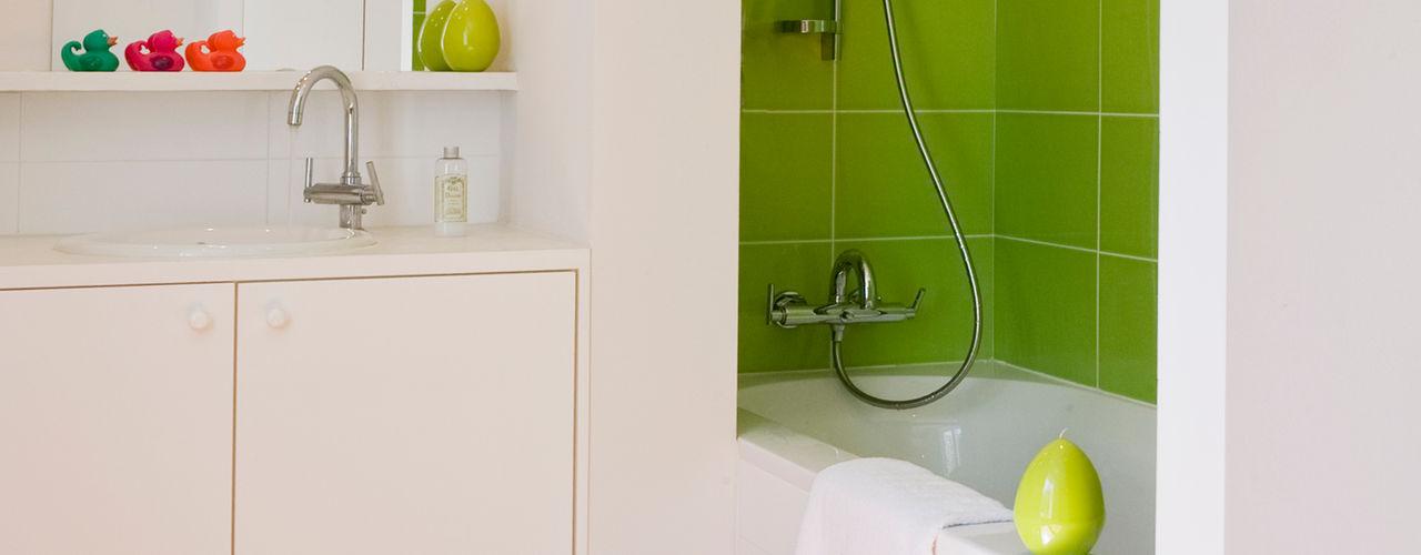 goodnova godiniaux Mediterranean style bathrooms