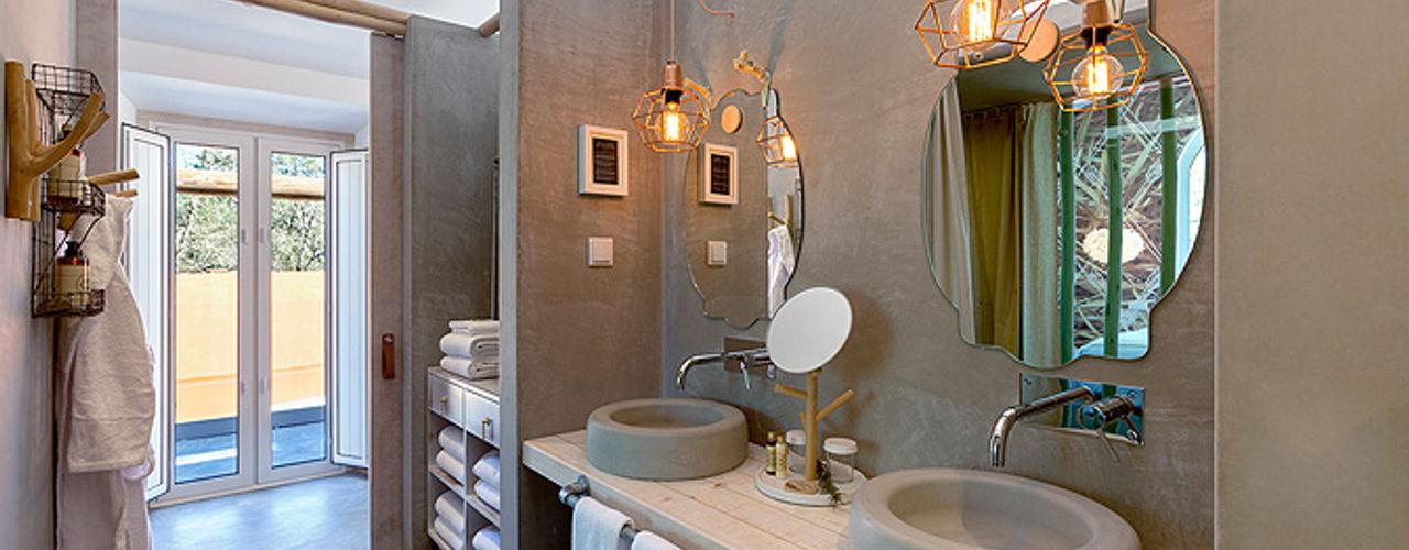 SegmentoPonto4 Country style bathroom