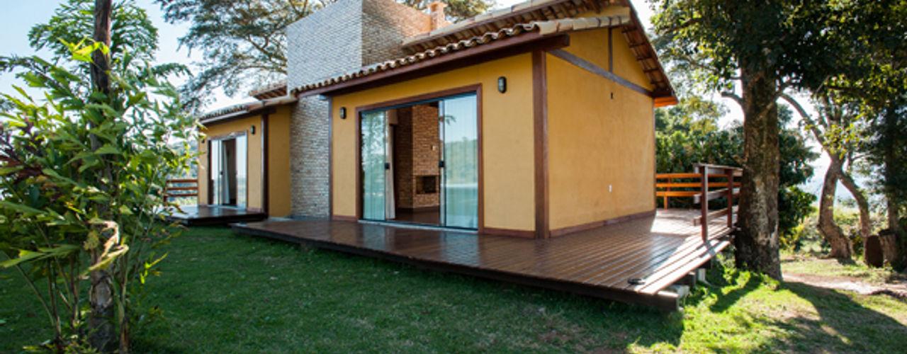 L2 Arquitetura Maisons rurales