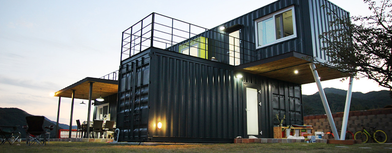 homify Rumah Modern