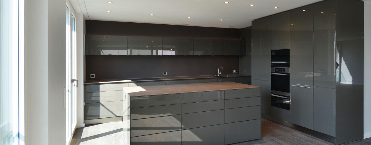 Fröhlich Architektur AG Modern kitchen