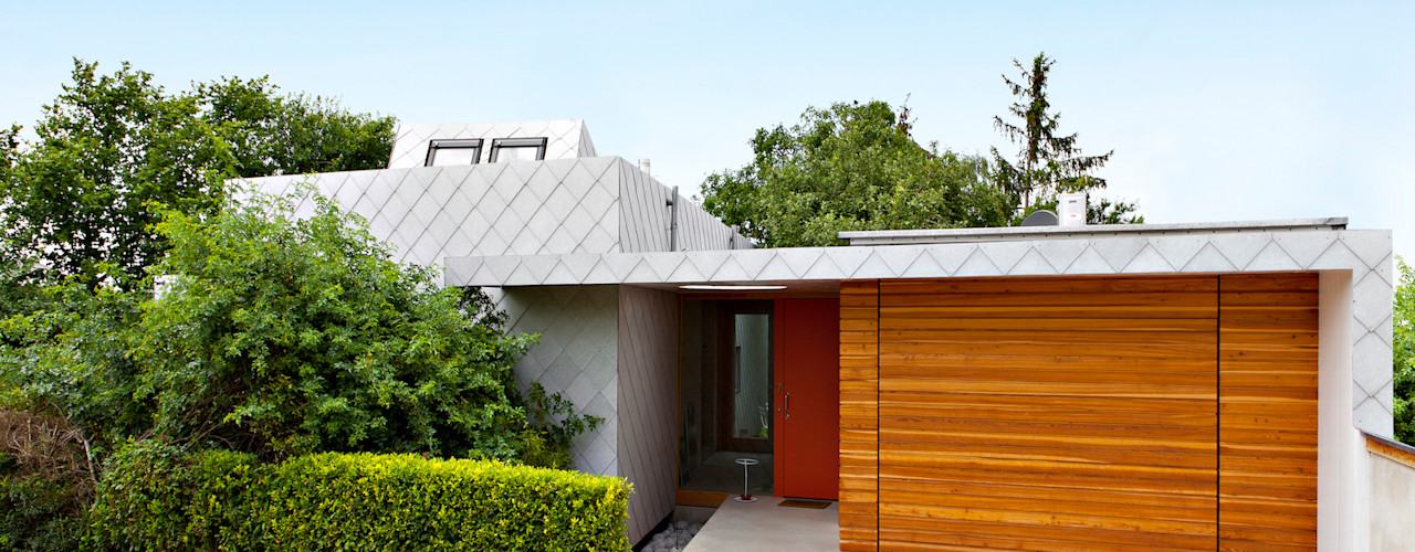 DANKE Architekten Modern windows & doors