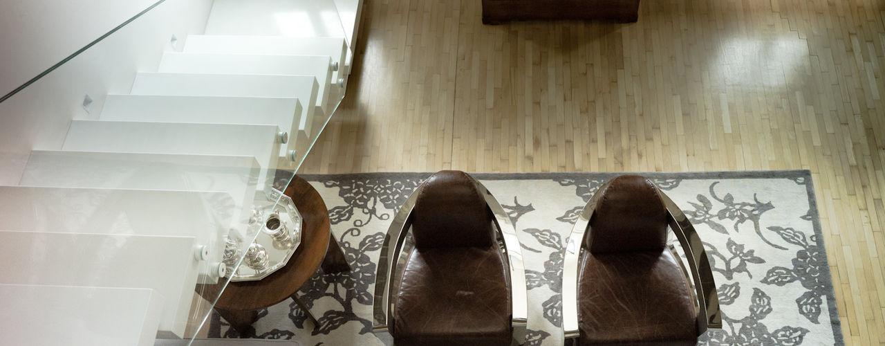 cristina mecatti interior design Moderne Wohnzimmer