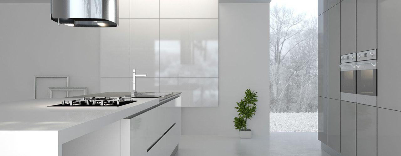 Inmateria Minimalistische Wände & Böden