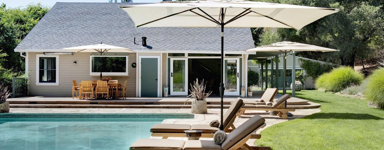Antonio Martins Interior Design Inc Pool