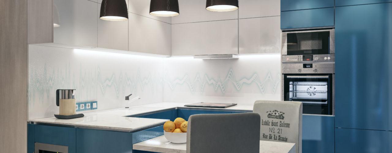 Мастерская дизайна ЭГО Ausgefallene Küchen