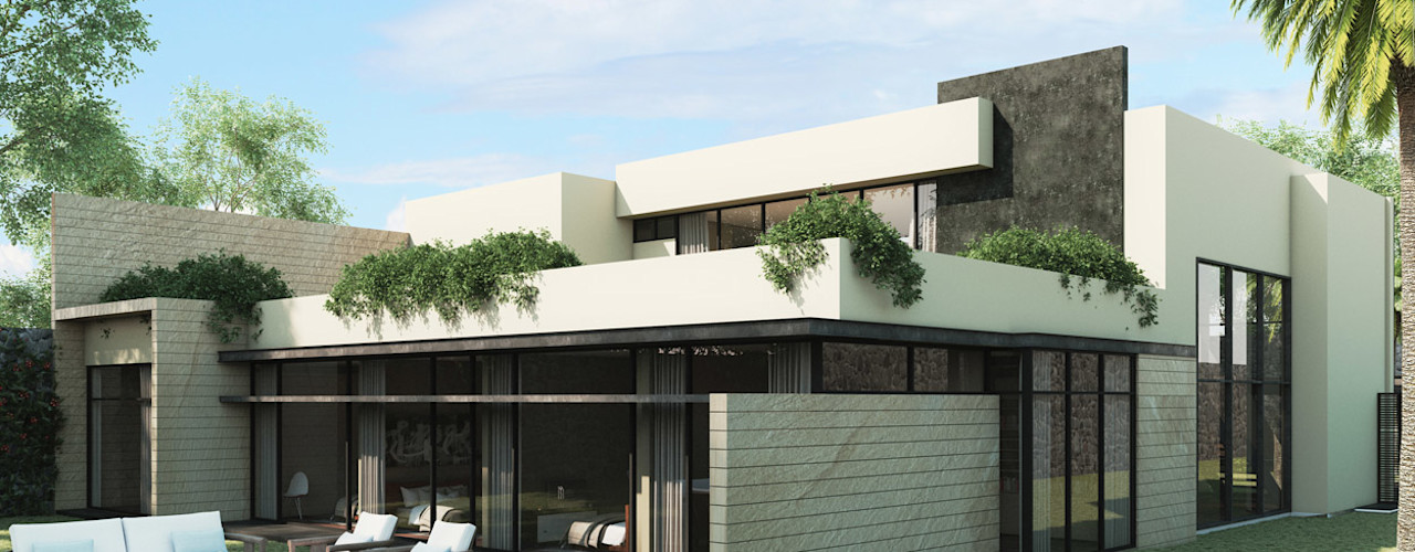 Grow Arquitectos Modern houses