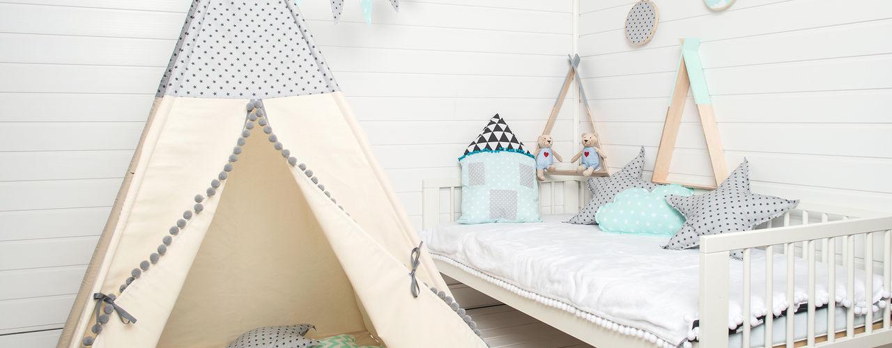 COZYDOTS Nursery/kid's roomToys Cotton Grey