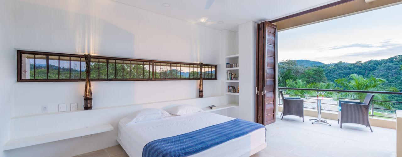 David Macias Arquitectura & Urbanismo Minimalist bedroom