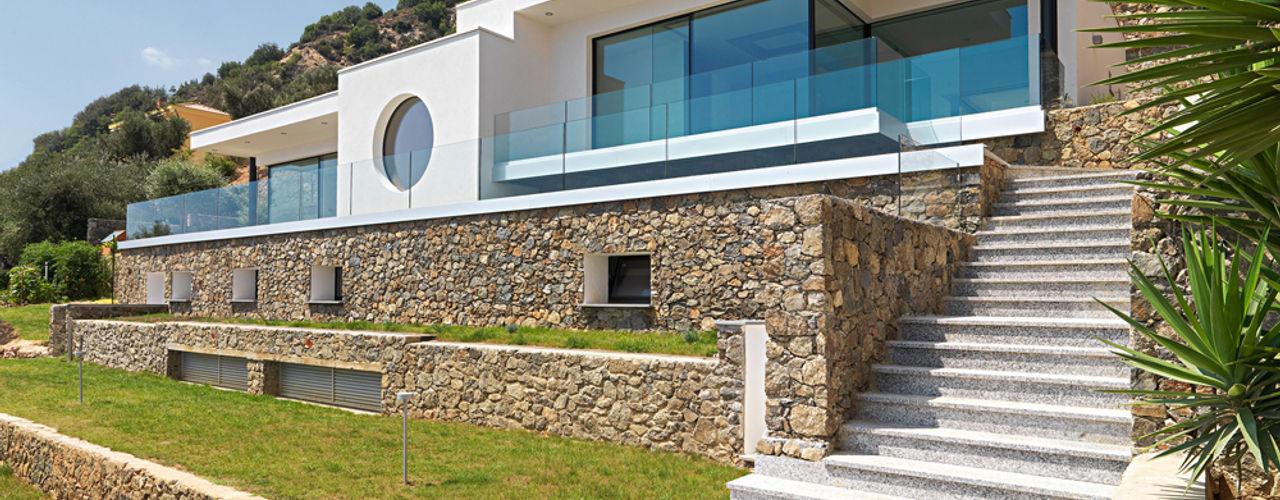 Barra&Barra Srl Minimalistische Häuser
