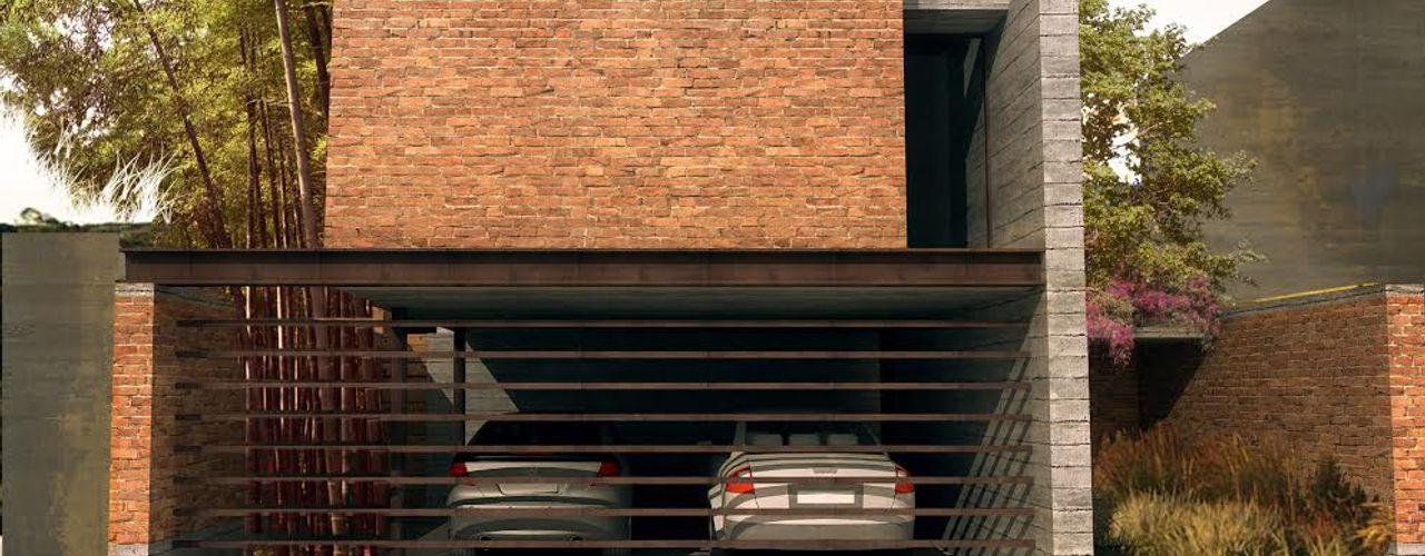 KSA Taller de arquitectura Nhà Gạch