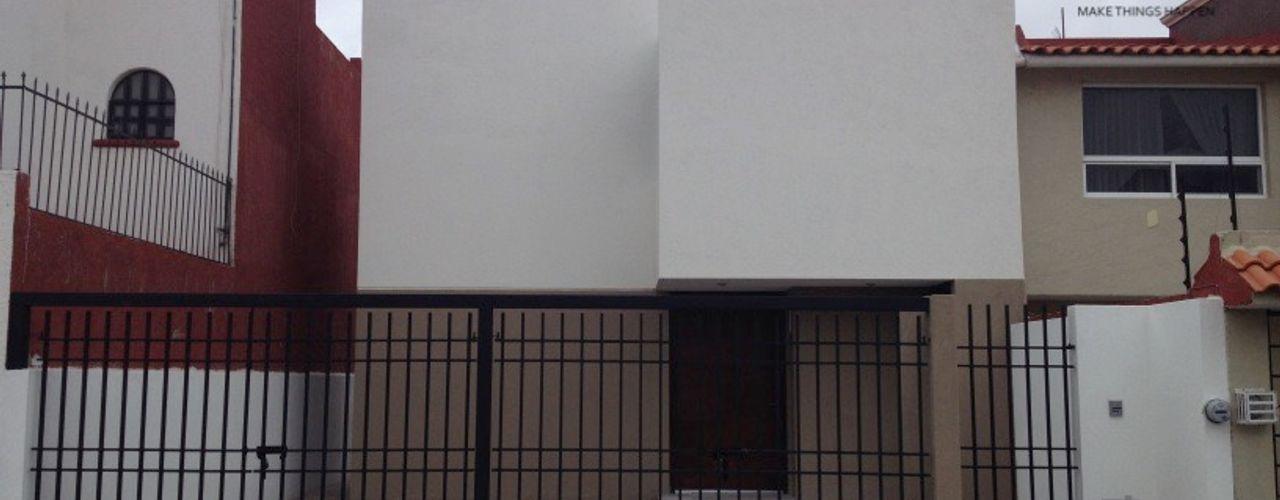 La Maquiladora / taller de ideas Nhà phong cách tối giản