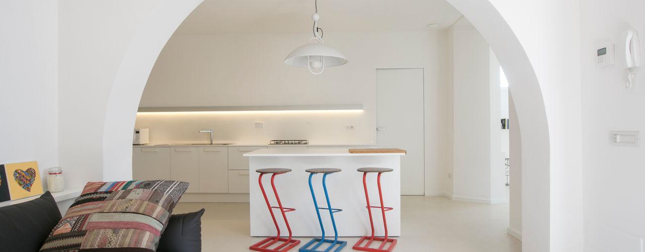 mc2 architettura Living room