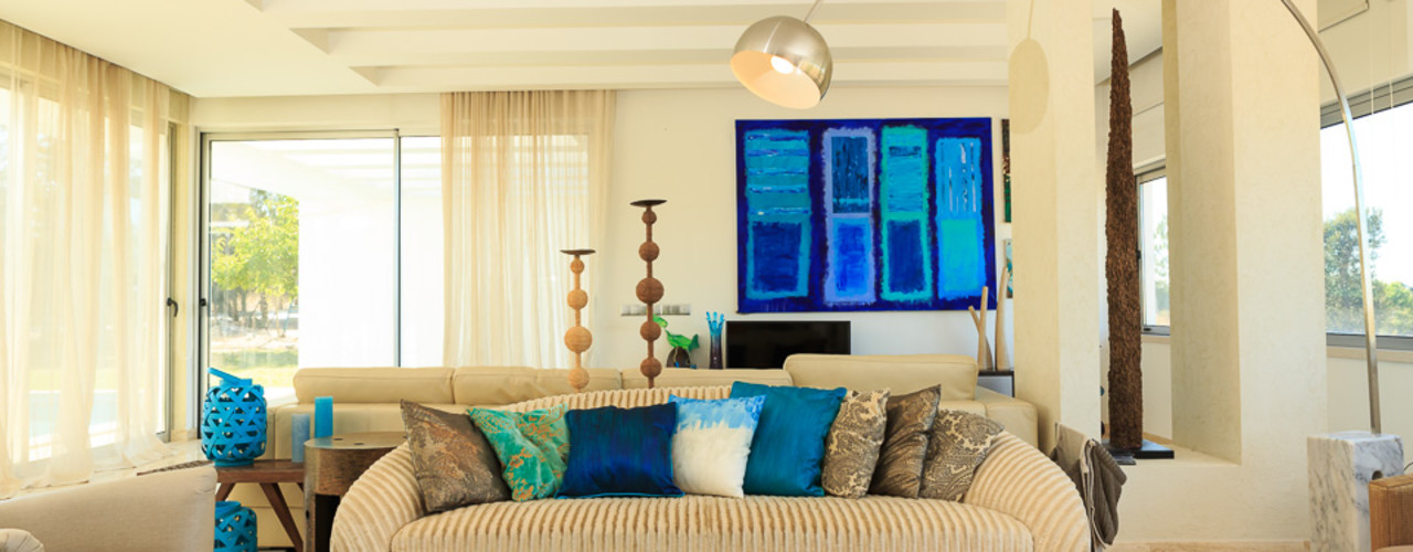 Atelier Ana Leonor Rocha Living room