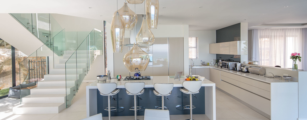MARVIN FARR ARCHITECTS Cocinas de estilo moderno