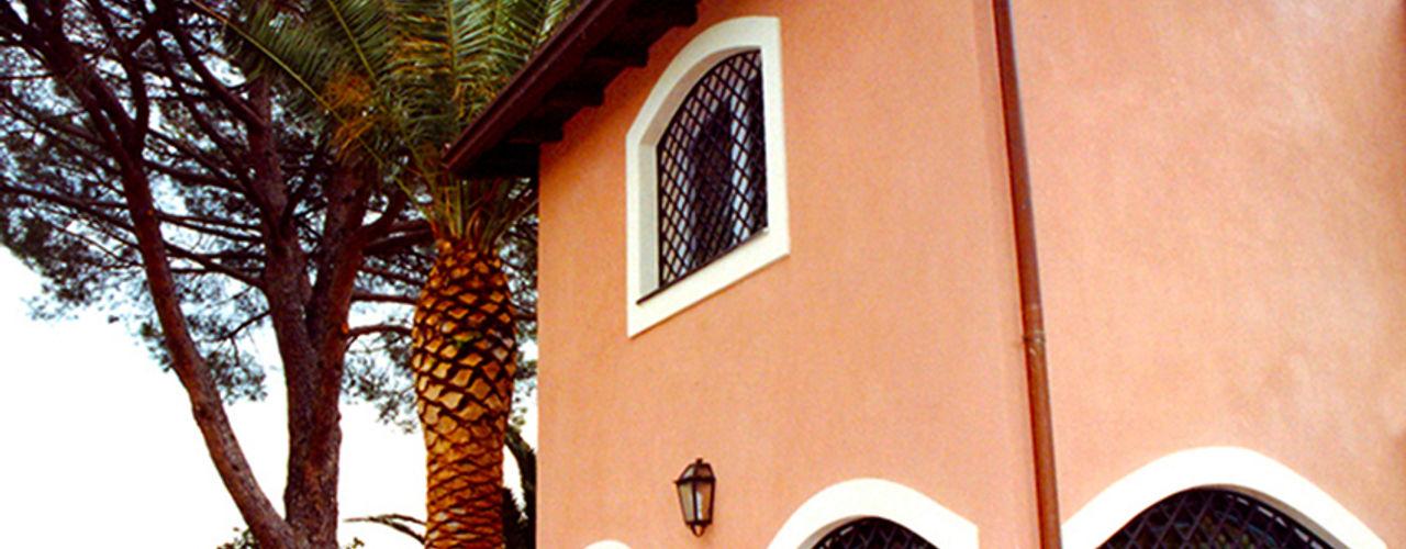 interiorstudio Casas de estilo mediterráneo