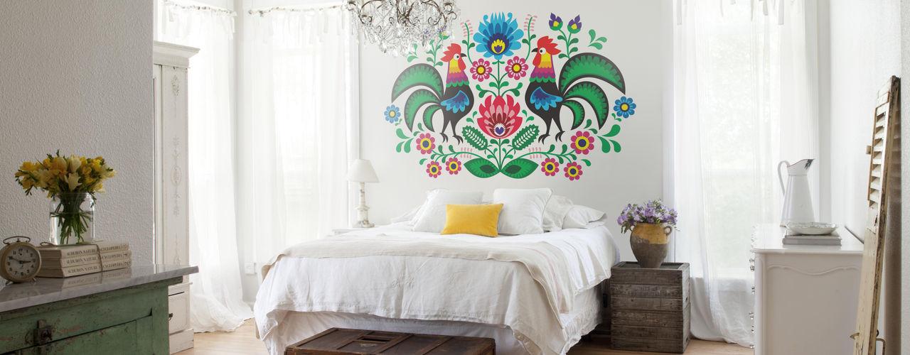Bedroom Pixers Kamar Tidur Gaya Country Multicolored