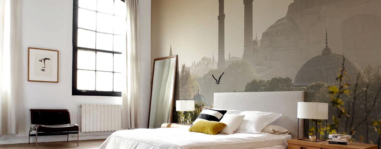Bedroom Pixers Klassische Schlafzimmer Beige