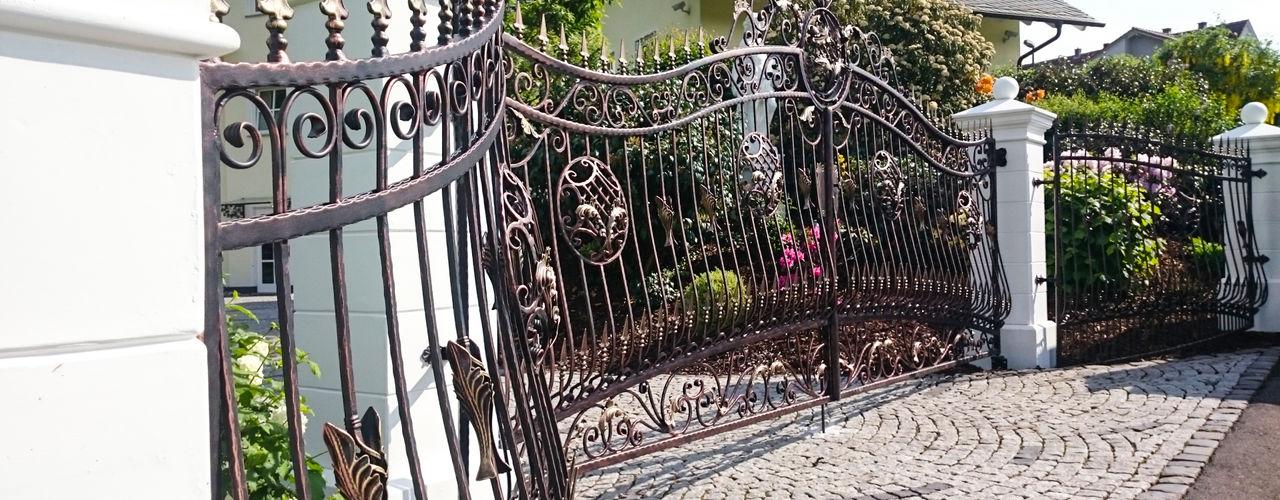 homify 花園柵欄與牆
