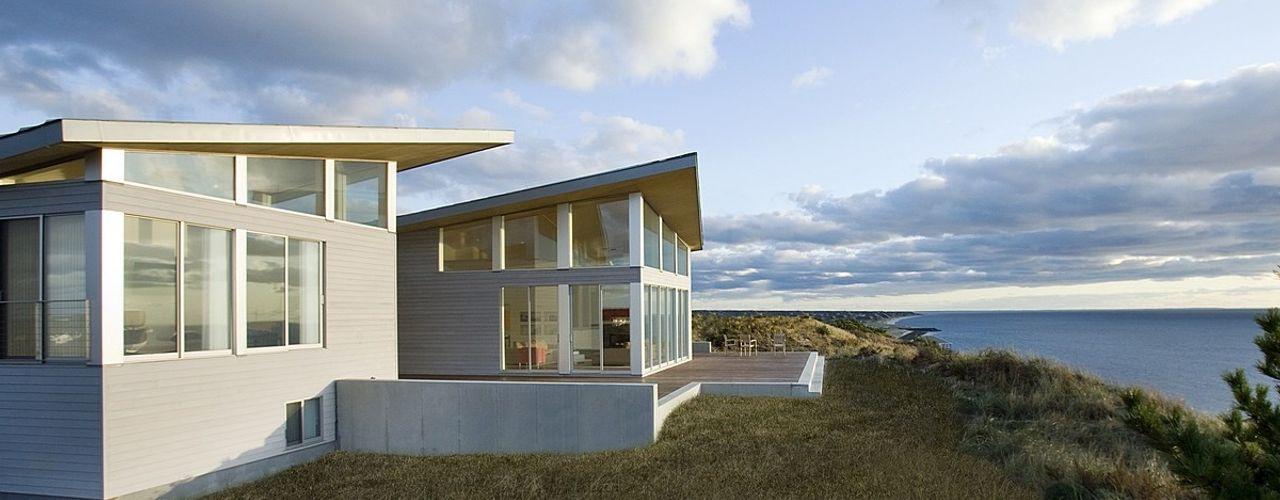 ZeroEnergy Design Modern houses Grey