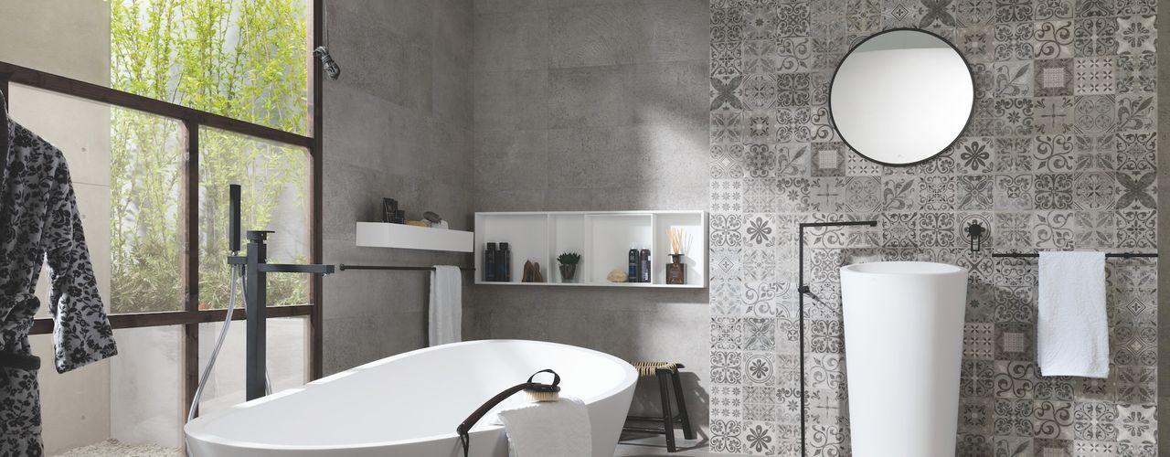 Boddenberg Eclectic style bathroom