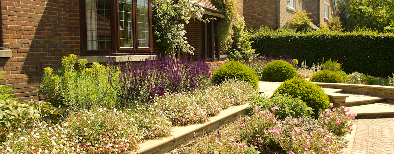 homify Country style garden