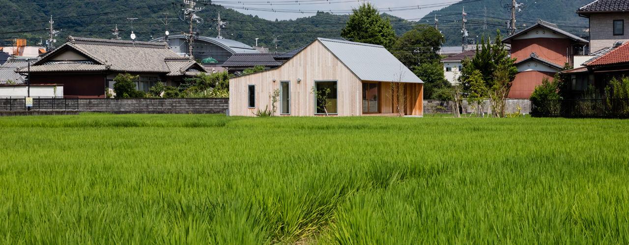 hm+architects 一級建築士事務所 房子 木頭